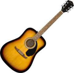 Fender FA-125 Dreadnought WN Sunburst