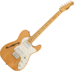 Fender Squier Classic Vibe 70S Telecaster Thinline Natural