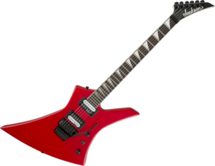 Jackson JS32 Kelly AH Ferrari Red