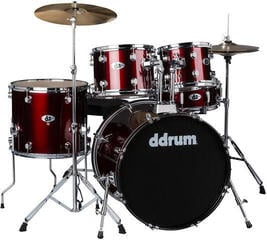 DDRUM D2 Series 5-Set Blood Red