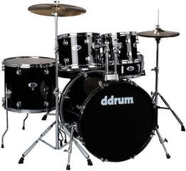 DDRUM D2 Series 5-Set Midnight Black