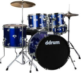 DDRUM D2 Series 5-Set Police Blue