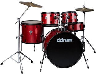 DDRUM D2P Series 5-Set Red Sparkle
