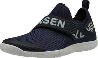 Helly Hansen W Hydromoc Slip-On Shoe Navy/Bleached Aqua