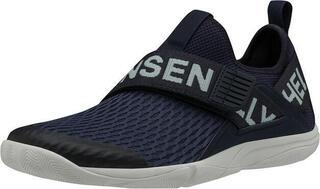 Helly Hansen W Hydromoc Slip-On Shoe Navy/Bleached Aqua