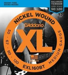D'Addario EXL 160 BT Nickel Wound