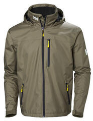 Helly Hansen Crew Hooded Jacket Fallen Rock