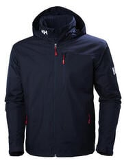 Helly Hansen Crew Hooded Midlayer Navy