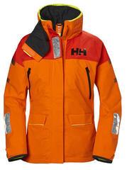 Helly Hansen W Skagen Offshore Jacket Blaze Orange
