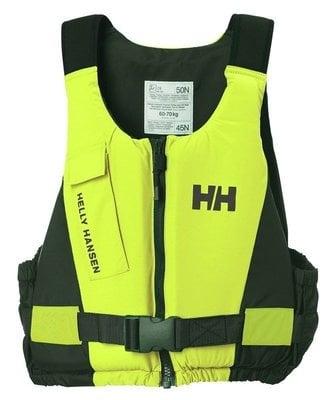 Helly Hansen Rider Vest Yellow 50/60 Kg