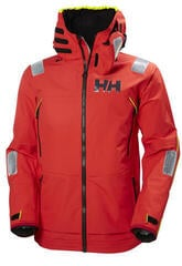 Helly Hansen Aegir Race Jacket Alert Red
