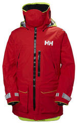 Helly Hansen Aegir Ocean Jacket Alert Red L