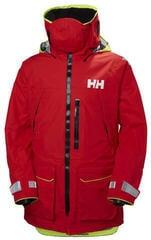 Helly Hansen Aegir Ocean Jacket Alert Red