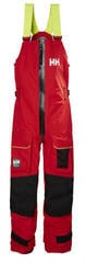 Helly Hansen Aegir Ocean Trouser Alert Red