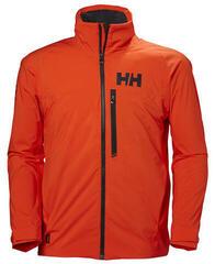 Helly Hansen HP Racing Midlayer Jacket Cherry Tomato