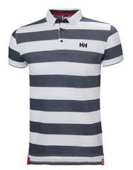 Helly Hansen Marstrand Polo Navy Stripe