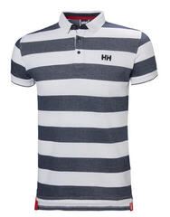 Helly Hansen Marstrand Polo Navy Stripe S