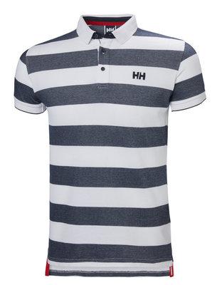 Helly Hansen Marstrand Polo Navy Stripe S