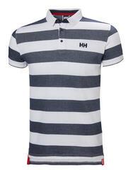 Helly Hansen Marstrand Polo Navy Stripe M