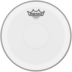 Remo Powerstroke 4 Coated 14'' Clear Dot