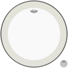 "Remo Powerstroke 4 Clear 22"" Drum Head"