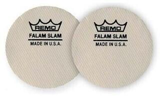 "Remo Falam Slam 4"" S Bass Drum Head Pad"