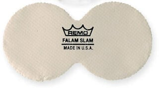 "Remo Falam Slam 2,5"" D Bass Drum Head Pad"