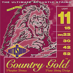 Rotosound CG-11 Country Gold Light