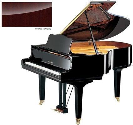 Yamaha GC2-PM Grand Piano Polished Mahogany
