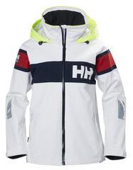Helly Hansen W Salt Flag Jacket White