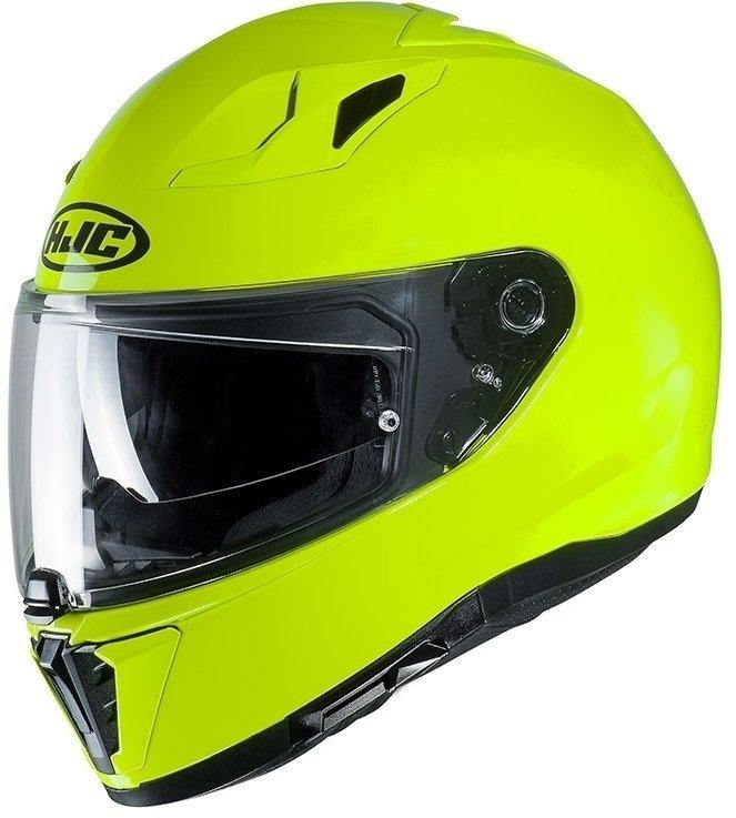 HJC Fluorescent I70 Rias Motorcycle Helmet