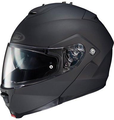 HJC IS-MAX II Rubbertone Flat Black M