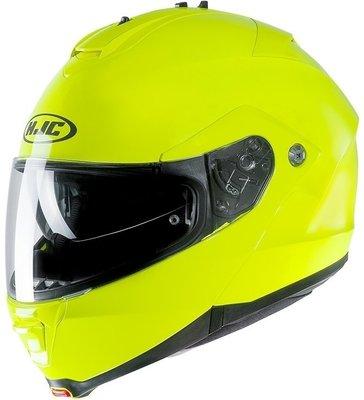 HJC IS-MAX II Fluorescent Green L