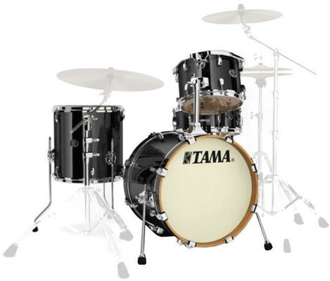 Tama VD48S Silverstar Brushed Charcoal Black
