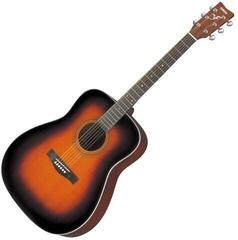 Yamaha F 370 Tobacco Brown Sunburst