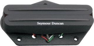 Seymour Duncan STHR-1B Hot Rails Tele Bridge Pickup-Black