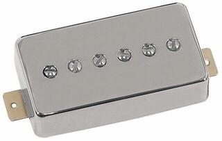 Seymour Duncan SPH90-1N Phat Cat Humbucker P90, Neck Pickup-Nickel Cover
