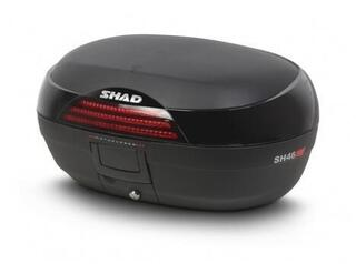 Shad Top Case SH46 Black