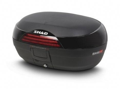 Shad Top Case SH46 Black