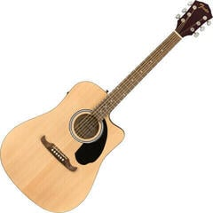 Fender FA-125CE Concert WN Natural