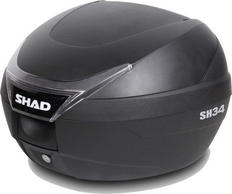 Shad Top Case SH34 Black