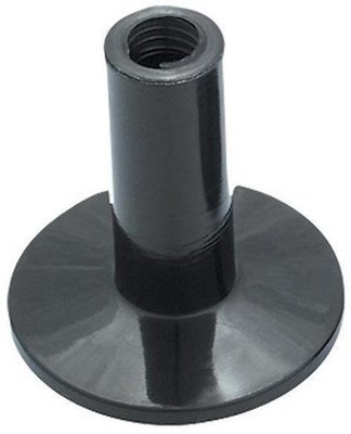 Gibraltar SC-19A 8mm Flanged Base, Tall Sleeve, 4 Pack