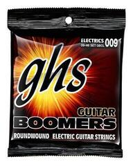 GHS GB CL Boomers Custom Light Electric Guitar Strings 009-046