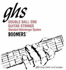 GHS GB DB GBL Light Double Ball End Boomers Electric Guitar Strings 010-046