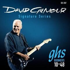GHS David Gilmour Signature Guitar Boomers 010-048
