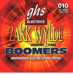 GHS Boomers Zakk Wylde Signature .010 - .060, Environmental Packaging