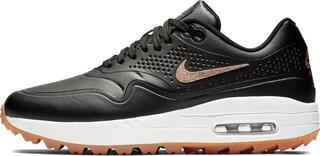Nike Air Max 1G Damskie Buty Do Golfa Black/Metallic Red