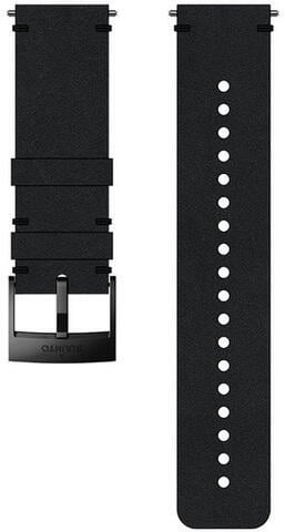 Suunto 24 URB2 Leather Strap Black/Black M