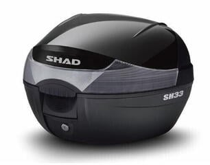 Shad Top Case SH33 Black