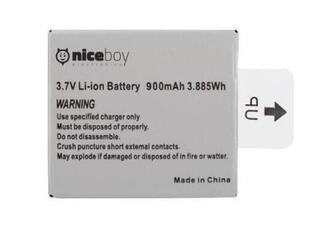 Niceboy Battery 900 mAh